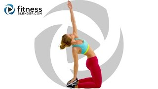 Download HIIT Cardio and Abs Workout - No Equipment HIIT and Abs (Low Impact Mods) Video