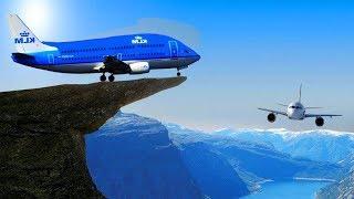Download АЭРОПОРТЫ Которых БОЯТСЯ даже Самые ОПЫТНЫЕ Пилоты! Глазами Пилота Самолета Video
