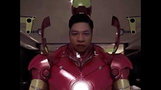 Download Iron man CGI by VAN (Blender, AE) Video