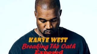 Download Kanye West Breaking The Oath & Will Be Cloned Or Under MK Ultra Mind Control (Channel Update) Video