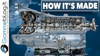Download HYPNOTIC VIDEO about HOW Gearbox is Made - CAR FACTORY Extreme Machines Video