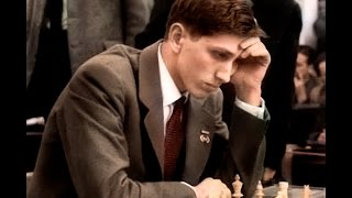 Download Fischer crushes his opponent in only 8 moves using king's gambit!!! Video