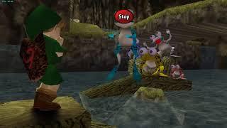 Download 20. Let's Stream Zelda: OoT - Frogs & Songs Video