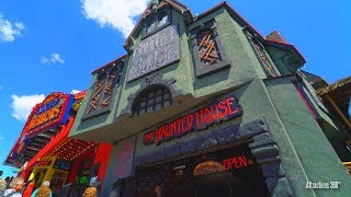 Download The Haunted House Attraction - Clifton Hill, Niagara Falls Canada Video