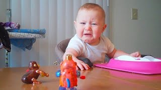 Download GET READY to LAUGH LIKE HELL, here are FUNNY BABIES and TODDLERS! - Hilarious Babies Compilation Video