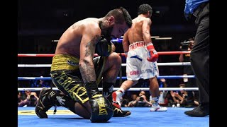 Download Matthysse got scared, says Pacquiao Video