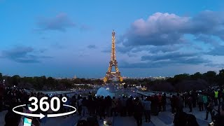 Download Paris 360° Experience Video