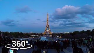 Download Paris 360° Experience Video