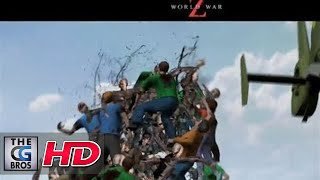 Download CGI Previs : ″World War Z - Previs REEL″ by Halon Entertainment Video