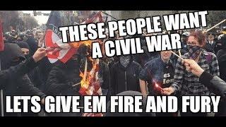 Download The Left Want a Civil War Video