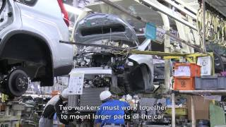 Download The Factory Life: A Behind-the-scenes at Nissan production in Japan Video
