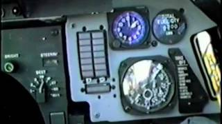Download f-14 pilots flight footage with radio chatter Video