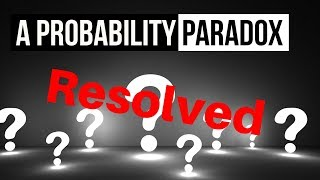 Download The Boy or Girl Probability Paradox Resolved | It was never really a paradox Video