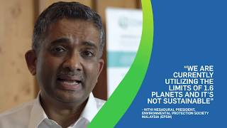 Download Nithi Nesadurai on how to live in a sustainable way #GEFLive Video