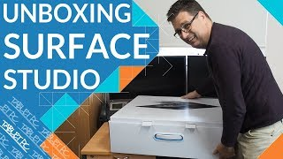Download Microsoft Surface Studio Unboxing and Setup Video