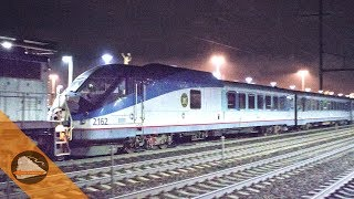 Download Amtrak Turboliner on the Northeast Corridor! Video