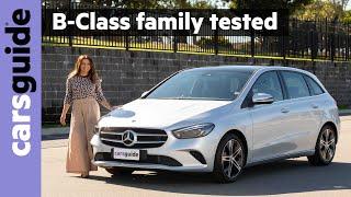 Download Mercedes-Benz B-Class 2020 review: B180 Video