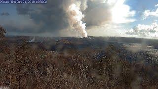 Download Kīlauea Volcano 🌋USGS Hawaii Webcams - Watch Live - 24/7 365 Video