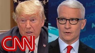 Download Anderson Cooper rips Trump's damage control Video