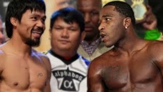 Download ADRIEN BRONER BEATS MANNY PACQUIAO 🤔 ? AND HERE'S WHY Video