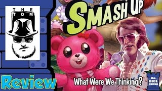 Download Smash Up: What Were We Thinking? Review - with Tom Vasel Video