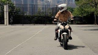 Download Steering vs. Countersteering | Motorcycle Riding Video