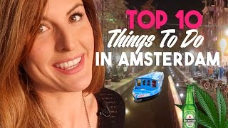 Download TOP 10 THINGS TO DO IN AMSTERDAM Video