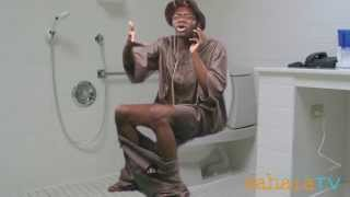 Download President Goodluck Jonathan Inside The Toilet At OAU 50 Anniversary In Addis Ababa Video