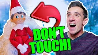 Download ELF ON THE SHELF IS REAL 4! DON'T TOUCH! Video