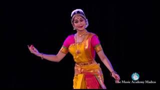 Download Aishwarya Balasubramanium 's Bharathanatyam recital at Music Academy, Jan 2018 Video