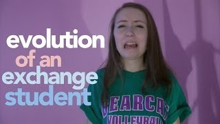 Download Evolution of an Exchange Student Video