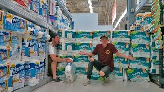 Download THE TOILET PAPER FORT VILLAGE! Video