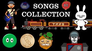Download Songs Collection - Shapes, Vehicles, ABC's, Fruit, Vegetables, Body Parts - The Kids' Picture Show Video