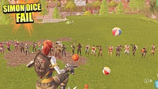 Download FAIL en MINIJUEGO SIMON DICE en FORTNITE !! PARTIDAS PERSONALIZADAS 🔥DollarGames🔥 Video