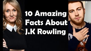 Download 10 Amazing Facts About J.K. Rowling (Harry Potter series) Video