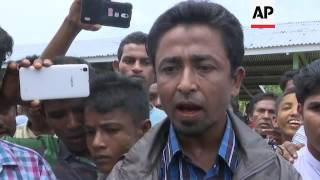 Download Myanmar's Rohingya welcomes Annan mission Video