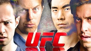 Download The Try Guys Try UFC Fighting Video