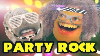 Download Annoying Orange - Party Rock (ft. DeStorm) Video