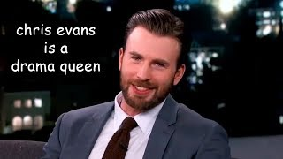 Download chris evans is a drama queen Video