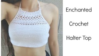 Download DIY Crochet Top: The Enchanted Halter Video