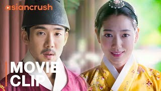 Download How to seduce a Korean king | Clip from 'The Royal Tailor' starring Yoo Yeon-seok, Park Shin-hye Video