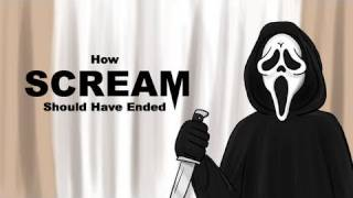 Download How Scream Should Have Ended Video