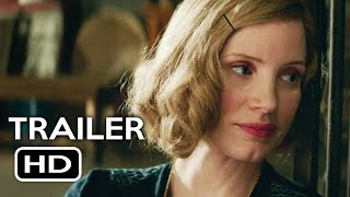 Download The Zookeeper's Wife Official Trailer #1 (2017) Jessica Chastain Drama Movie HD Video