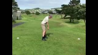 Download 5 Iron off the tee Video