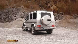 Download Land Rover Defender, Mercedes G-Klasse & Toyota Landcruiser - Offroader Vergleich Video