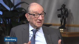 Download Exclusive: Alan Greenspan Sees 'Big Slowdown' in China Video