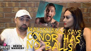 Download MALIGNAGGI: ″WHY CONOR GAGGING JOE CORTEZ FROM SPEAKIN? HE HITS LIKE A TONKA TRUCK & HAS NO BALLS!″ Video