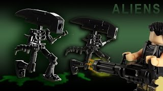 Download Lego Aliens Xenomorph custom build (Free instructions) Video