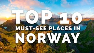 Download TOP 10 MUST-SEE PLACES IN NORWAY - A Photographer's Guide Video