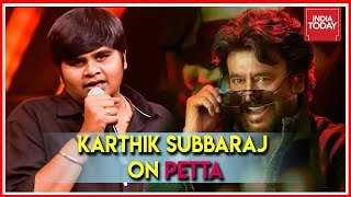 Download Exclusive | Petta Director, Karthik Subbaraj Speaks On Working With Rajnikanth | In Da Club Video